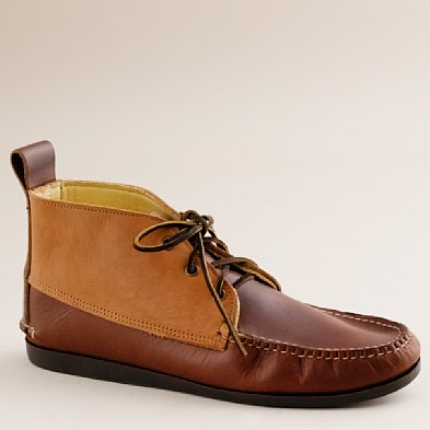 ef74a3da1 The Tri-Color Chukka Boot ($280) is made from Horween Chromexcel tri-color  leather, deerskin lining, and rubber camp sole. With that said, you may  want to ...