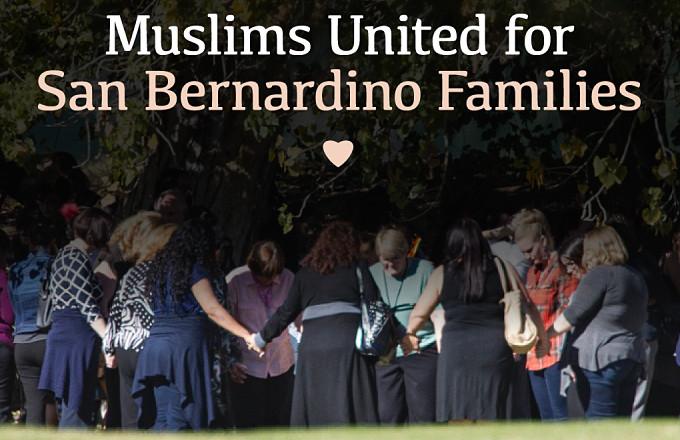 Muslims United for San Bernardino Victims