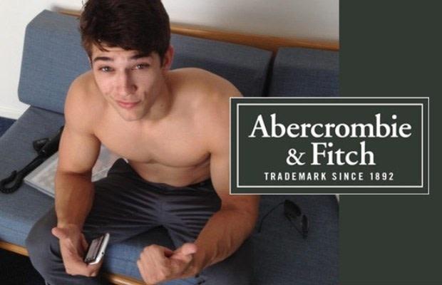 Sticky Situation: Masturbating Model Sues Abercrombie