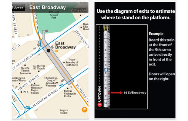 Exit Strategy Nyc Subway Map.10 Apps Every New Yorker Needs Complex