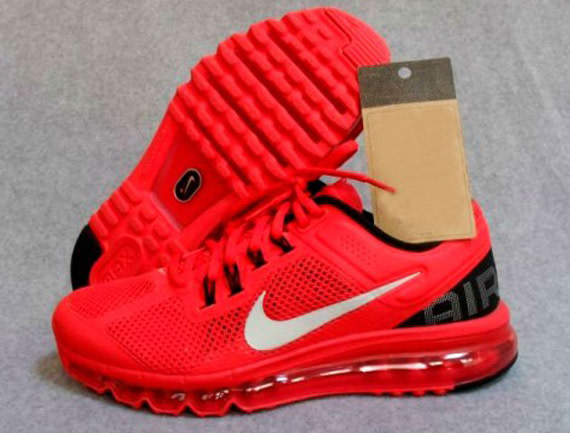 nike air max 2013 red Remise