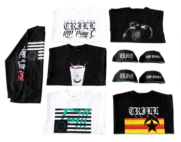 Black Scale Has a Pimp C Collaboration on the Way | Complex