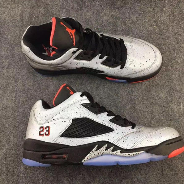 differently b50b8 051ba The Air Jordan V Low Retro 'Neymar' Gets a (Rumoured ...