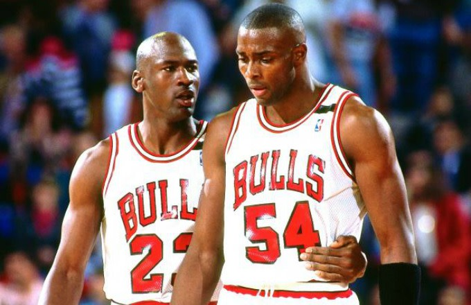 best cheap 08cd6 69bb9 Horace Grant Talks About How Michael Jordan Once Punched ...