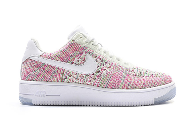 buy popular 8b0a9 9fcd6 Nike Air Force 1 Flyknit Women's