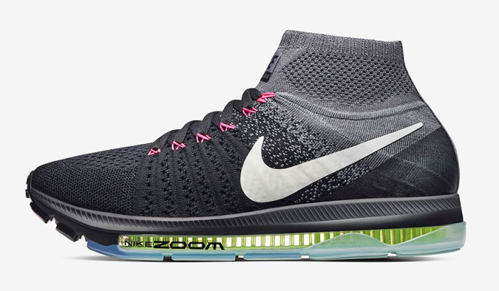 the sale of shoes soft and light quite nice Nike Zoom All Out Flyknit