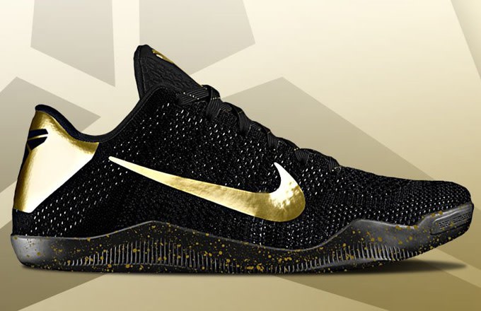 da080890640 Eastbay Is Celebrating Kobe Bryant's Final Season by Giving Away These  Custom Nike Kobe 11s