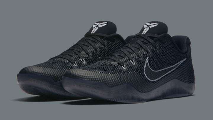 detailed look 2108f eb2ed Nike Kobe 11 EM Low Black/Cool Grey | Complex