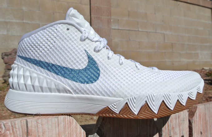 the best attitude 3df1e e79b8 The Nike Kyrie 1