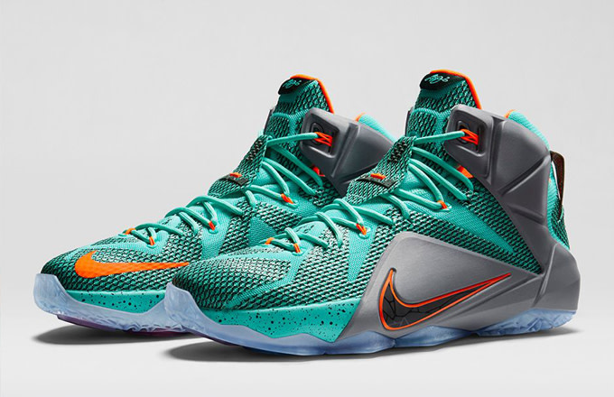 quality design ff28d 40b4d Murder Trial Hinges on Nike LeBron James Sneaker Footprint ...