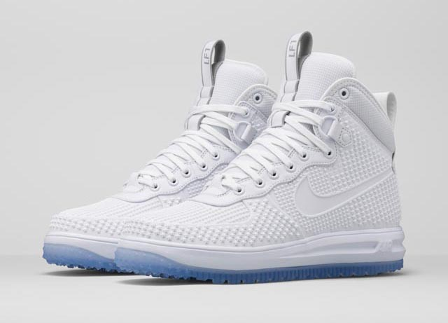 on sale bc97b c2afd Images via Nike. Nike s all-white Air Force 1 is a ...