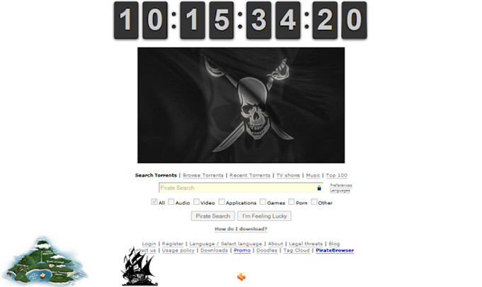 The Pirate Bay Down and Up Again | Complex