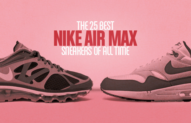 4c6c14a389 From the Air Max 87 all the way to the Air Max 2012, Nike's had our back  (or better yet, our feet) in terms of good looking comfort. Nike's Air Max  ...