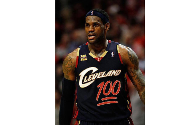 f0ae5a1a7 New LeBron James Jerseys Don't Exist Yet, But They're Already Sold Out