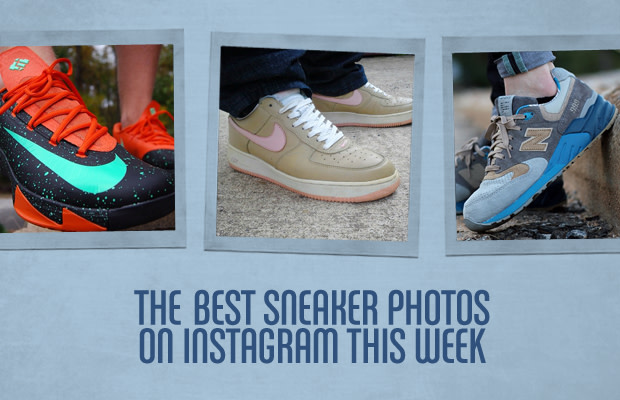The Best Sneaker Photos on Instagram This Week | Complex