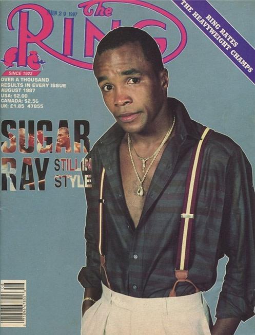 Sugar ray leonard gay rumors