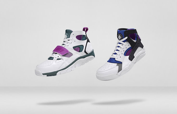 nike huarache flight