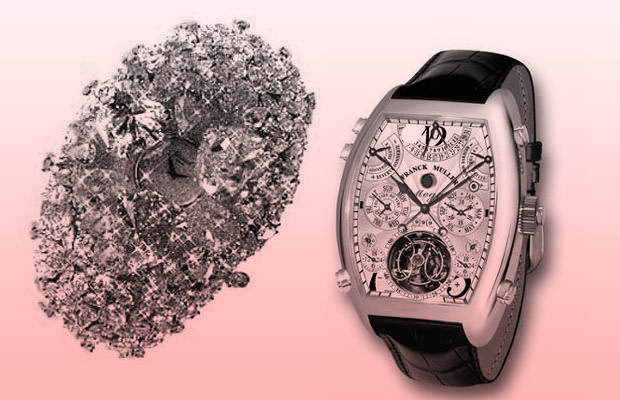 25 Watches Over $1 Million | Complex