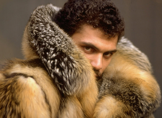 brand new f3f84 58f0c Gallery: Athletes in Fur Coats | Complex