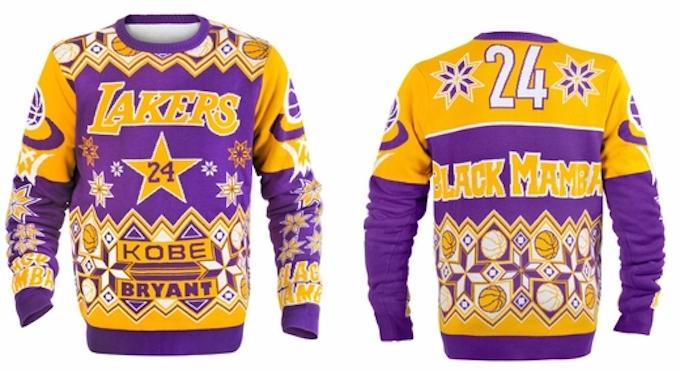 new product 1c80e c2707 Ugly NBA Christmas Sweaters, Ranked by Hideousness | Complex