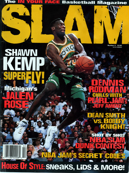 low priced affc8 4be52 The 25 Best Sneakers to Appear on SLAM Covers | Complex