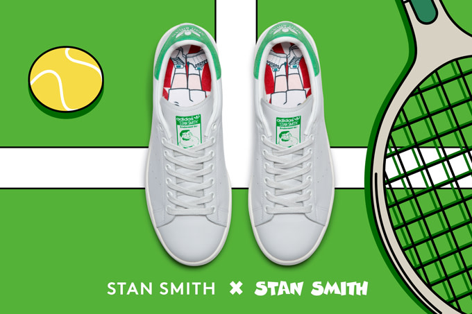adidas x stan smith collab