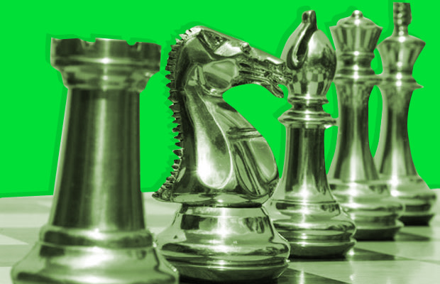 A Gentleman's Guide to Playing Chess | Complex
