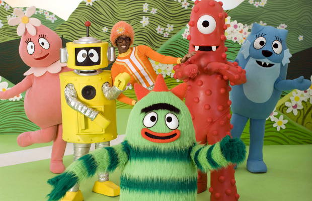Gallery: The 10 Creepiest Stars On Children's Shows | Complex