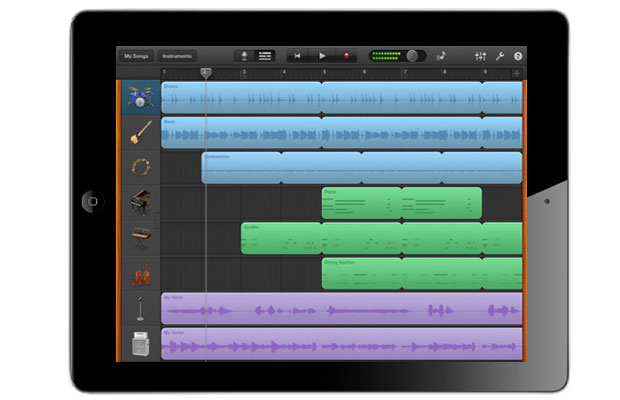 The 10 Best Music Production Apps Available for the iPad