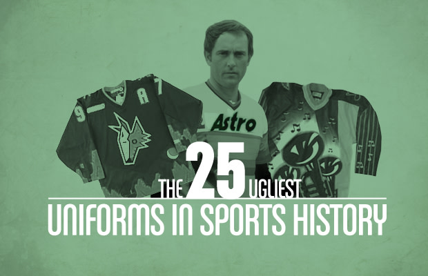 15ba569e The 25 Ugliest Uniforms in Sports History | Complex