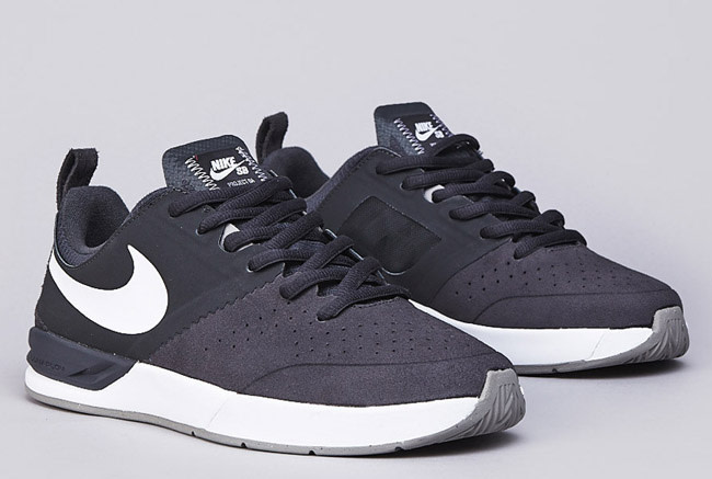 huge discount c0746 98d51 Images via Flatspot. The new Project BA model from Nike SB has this month  been let loose in an Anthracite Medium Grey-White ...