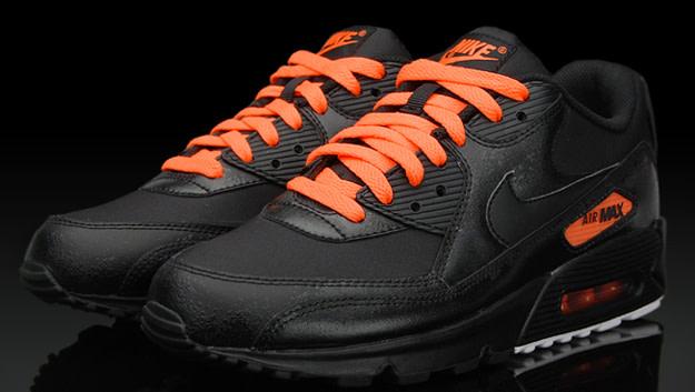 8c8708aea97 Nike Air Max 90 Premium Total Orange   Complex