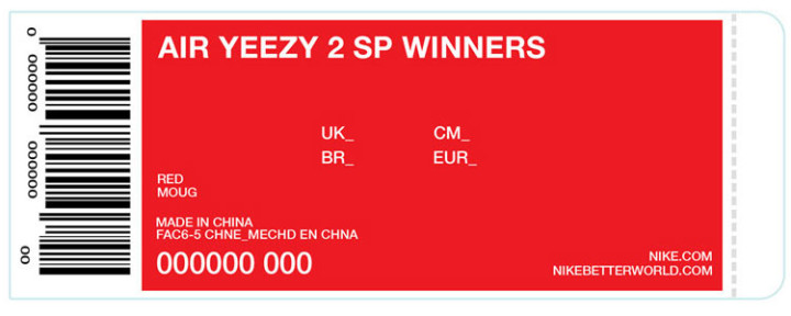 33ca8513 These the Red Octobers: Meet the Lucky Winners of the Kanye West's Red  Yeezy 2 Giveaway