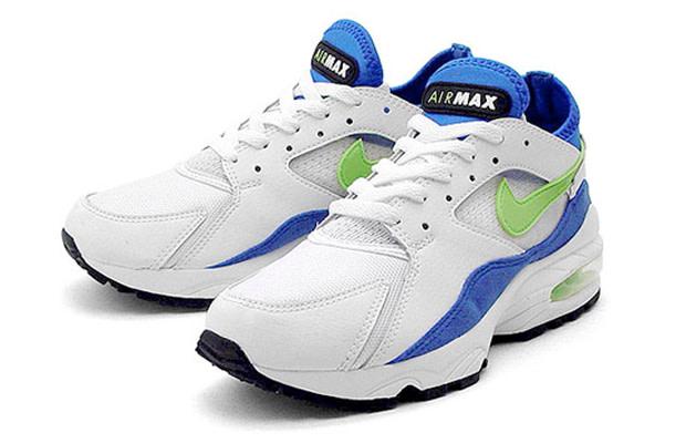 Damen Nike Air Max 95 Essential Navy Blue Lila Schuhe : Nike