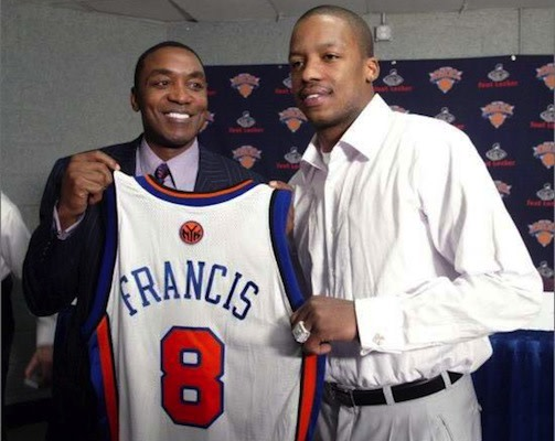 huge selection of d43fe 2d99a Chronicling the Downfall of Steve Francis | Complex