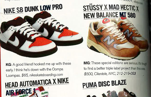 The 50 Best Sneakers Ever Featured In Complex Magazine | Complex