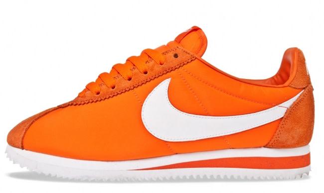 cortez nike orange