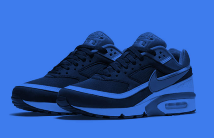 437b18bc4b The weekend is approaching, and Nike have blessed sneakerheads with the  return of the all-time classic Persian Violet BWs. The Air Max staple will  drop on ...