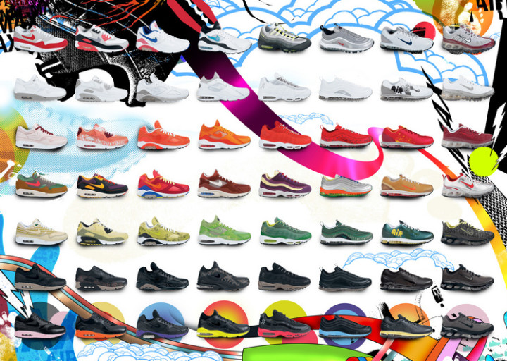 low priced 98f06 abc69 What Your Favorite Nike Air Max Sneaker Says About You | Complex