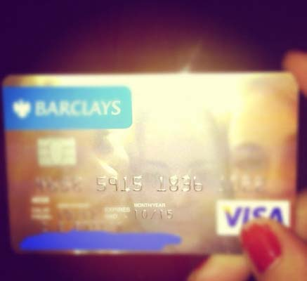 20 Idiots Who Posted Their Credit Cards On Twitter | Complex