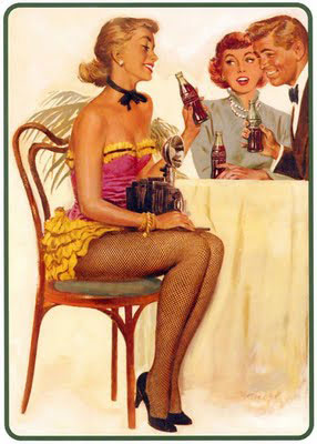 The 25 Hottest Women In Vintage Coca-Cola Ads | Complex