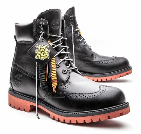 New BBC Bee Line x Timberland 6 Inch Boot Release Date   Complex