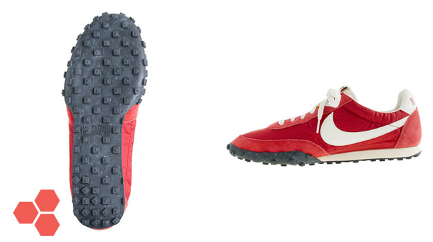 KNOW YOUR TECH: The Nike Waffle Sole Started From the Bottom