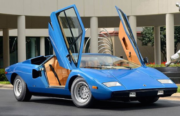 Everything You Should Know About The Lamborghini Countach Complex