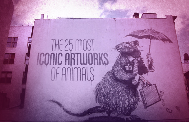 The 25 Most Iconic Artworks of Animals | Complex