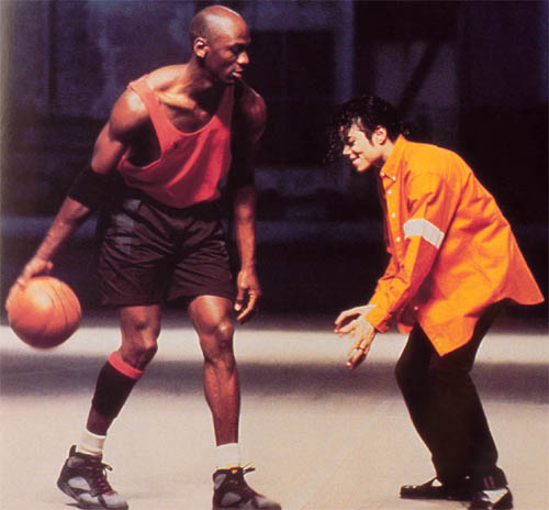 best service d5b3c 841fc 7 for 7: Celebrities Wearing the Air Jordan VII