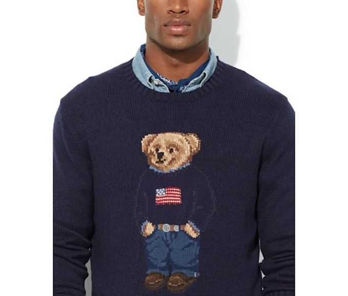 1ceb4e33f The Birth of an Icon  The History of the Polo Bear