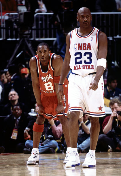 competitive price fc565 b0dd0 15 NBA Players Wearing Air Jordans Against Michael Jordan ...