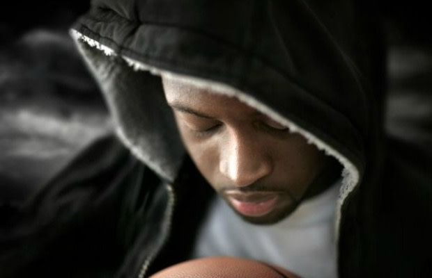 detailed look e8ccc a3faa Dwyane Wade, LeBron James, and the Heat Wear Hoodies in Support of Trayvon  Martin