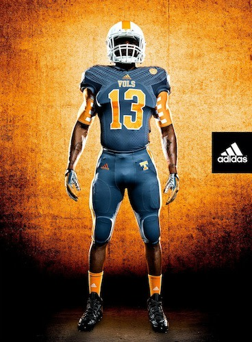 brand new cd8aa 45def University of Tennessee Unveils Alternate Uniforms in ...